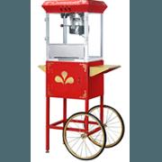 pop corn machines for rent