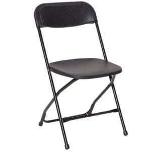 Chair Black - Adults