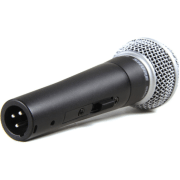 Vocal wired microphone rental