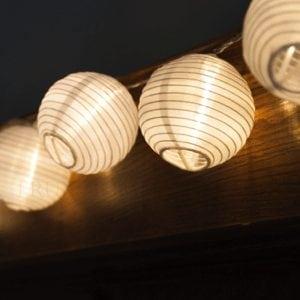 nylon string lights rental