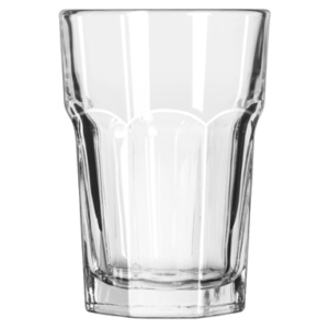 10 oz Beverage Glasses, Gibraltar