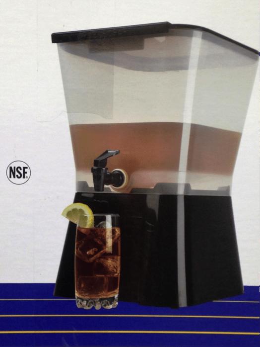 Beverage dispenser