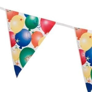 Party - Flag Banner 12ft