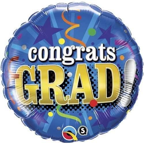 congrats grad foil