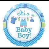 its a boy foil