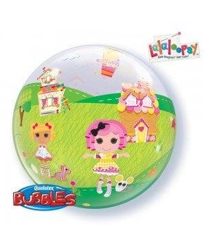 lalaloopsy bubble