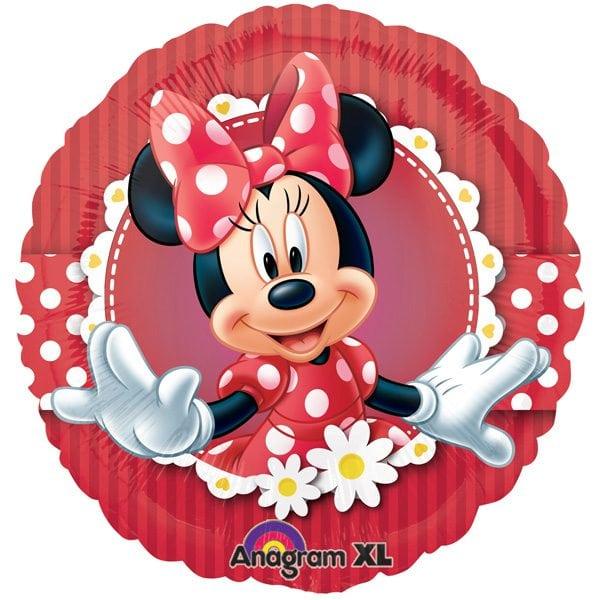 minnie mouse foil