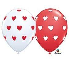round big hearts 11′.new