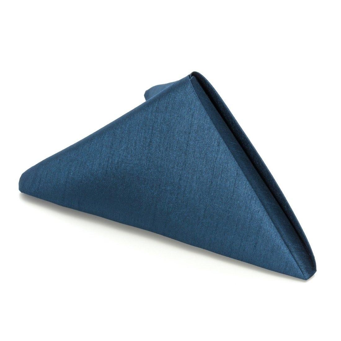 napkin navy blue 19′