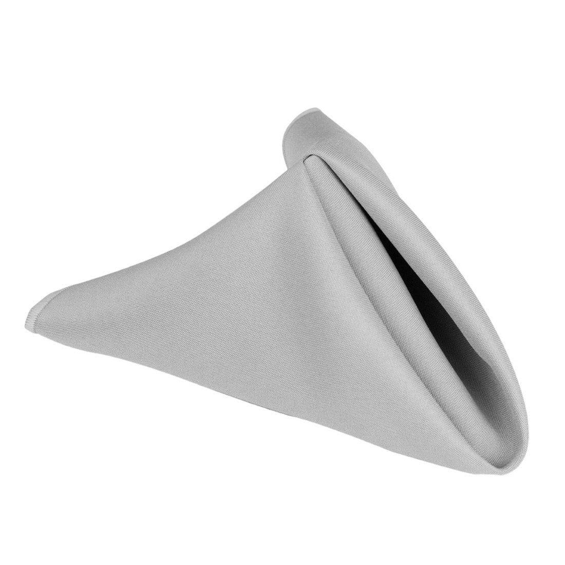 napkin silver 20′