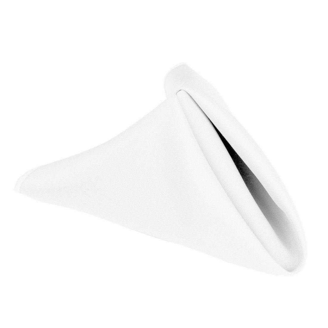 napkin white 17′