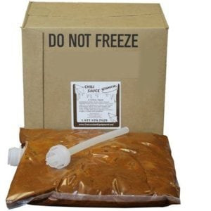 Nacho Chili Dispenser Bag 1 x 110 oz