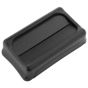 Lid for Trash Can - Black
