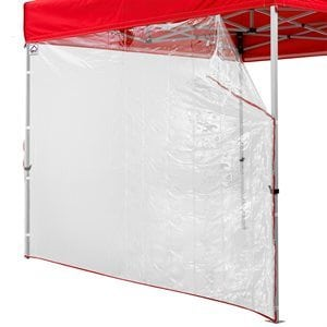 "Add Side Wall for the 10'x10' Clear ""PRICE IS FOR EACH SIDE WALL"""